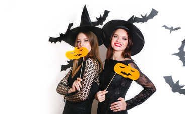 Хэллоуин 2019: как сделать костюм своими руками и без денежных затрат?