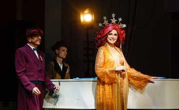 Фееричный музыкальный спектакль Серенада Солнечной Долины возвращается!
