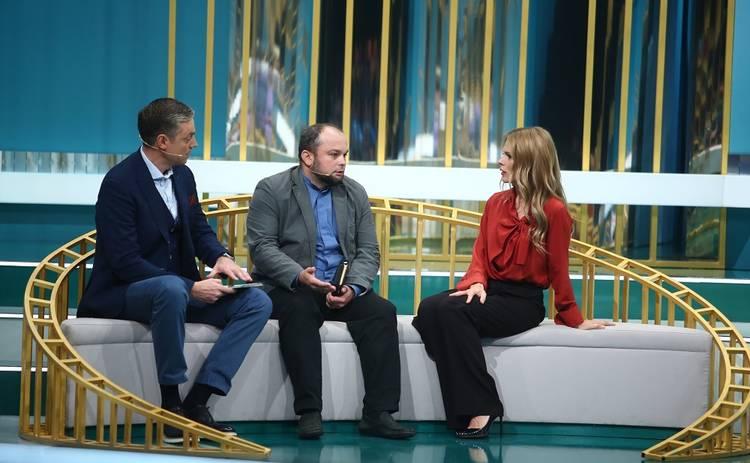 Роман с Ольгой: в ток-шоу – об отношениях с неродными детьми