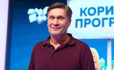 Виктор Сарайкин: Благодаря встрече с Зеленским я сбросил 25 кг