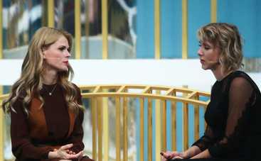 Роман с Ольгой: в студии ток-шоу —  шокирующая история женщины, у которой украли ребенка