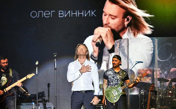 Олег Винник раскрыл одну из ключевых «фишек» мегаконцерта в столичном Дворце спорта