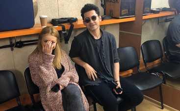 Тина Кароль и Dan Balan удивят телезрителей нежным вальсом и дуэтной песней на «Танцях з зірками»