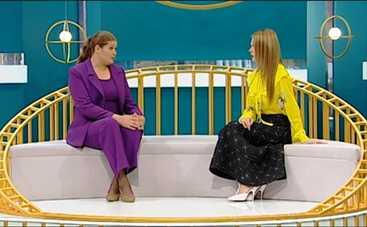 Роман с Ольгой: в студии ток-шоу —  о том, как выйти из круга домашнего насилия