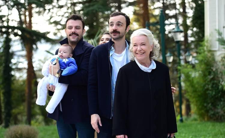 Невеста из Стамбула: смотреть 187 серию онлайн (эфир от 04.11.2019)