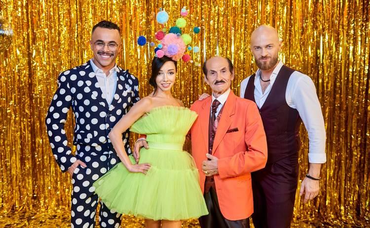 Танці з зірками-2019: смотреть 10 выпуск онлайн (эфир от 27.10.2019)