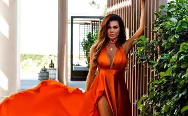 Дочь Анны Седоковой дебютировала в качестве модели