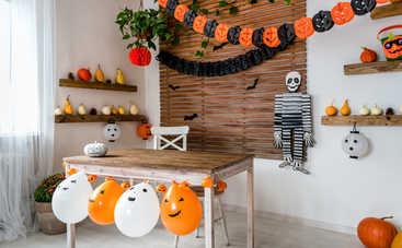 Быстрые идеи для украшения дома на Хэллоуин