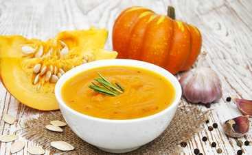 Аппетитно и очень просто! Крем-суп на Хэллоуин от Юлии Панковой (рецепт)