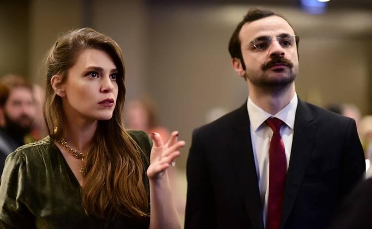 Невеста из Стамбула: смотреть 196 серию онлайн (эфир от 08.11.2019)