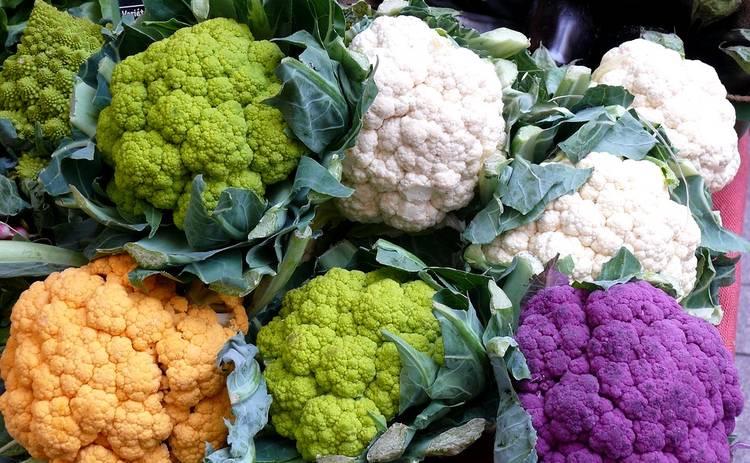 Сбалансированное блюдо: суп из цветной капусты (рецепт)