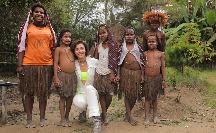 Орел и решка. Чудеса света: Новая Гвинея - смотреть онлайн 10 выпуск от 03.11.2019