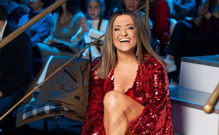 Наталья Могилевская в прямом эфире «Танців з зірками» призналась в любви своему избраннику