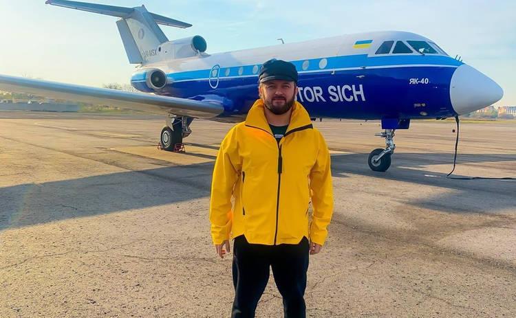 DZIDZIO поделился переживаниями после полета на неисправном самолете: «Нужно спешить жить»