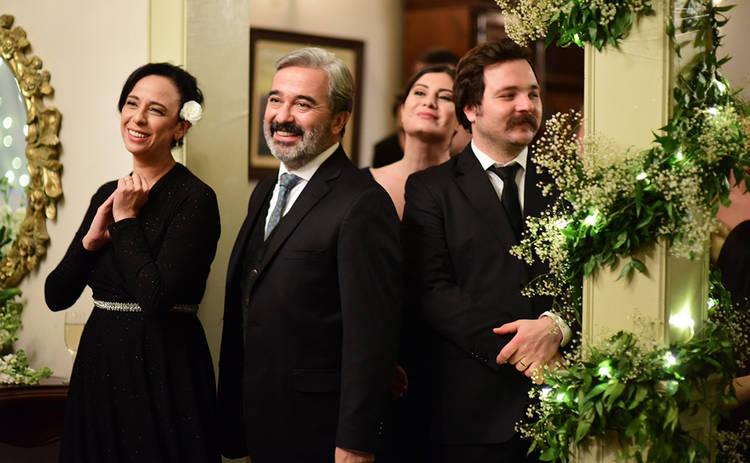Невеста из Стамбула: смотреть 200 серию онлайн (эфир от 12.11.2019)