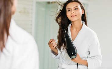 Как выпрямить волосы без утюжка и фена?