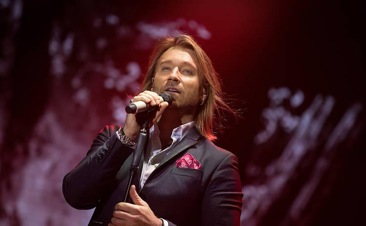 Олег Винник рассекретил название новой песни и концертной программы 2020