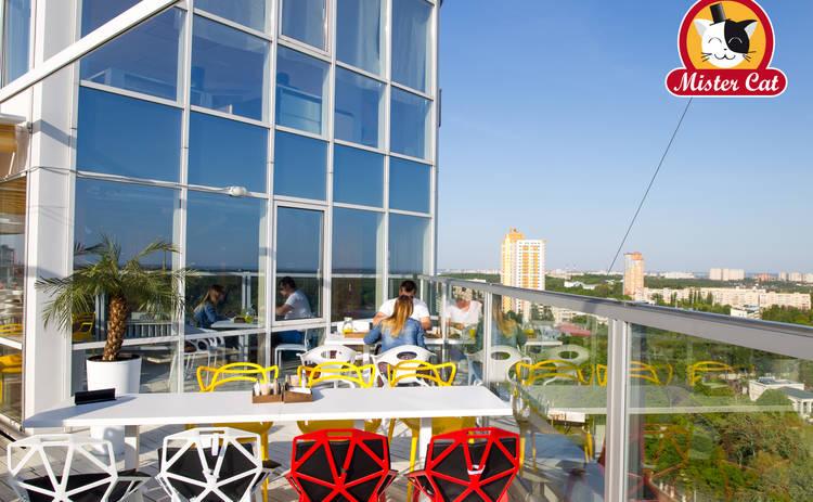 Рестораны с панорамными видами в Киеве: кто они, где находятся