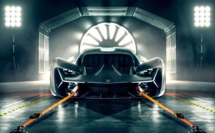 Lamborghini создает свой первый электромобиль, но без классического аккумулятора