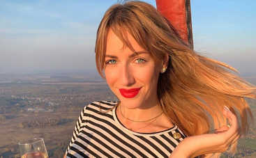 Решилась сделать трюк: Леся Никитюк сорвалась с лошади в Полтавской области