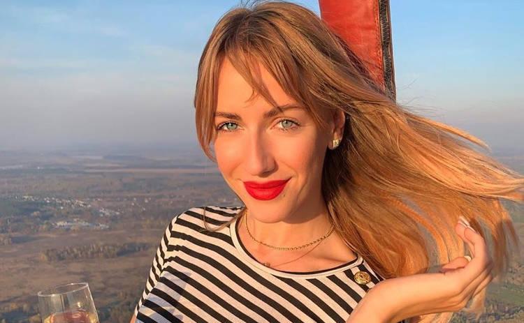 Леся Никитюк сорвалась с лошади в Полтавской области: решилась сделать трюк