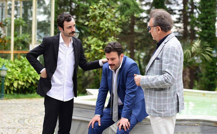 Невеста из Стамбула: смотреть 210 серию онлайн (эфир от 19.11.2019)