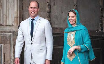 В семье принца Уильяма и Кейт Миддлтон растет будущий артист