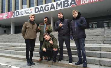 Музыканты группы Dagamba: Rammstein поделились нашим видео