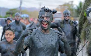Мир наизнанку: Дмитрий Комаров попадет на сумасшедший Парад грязи
