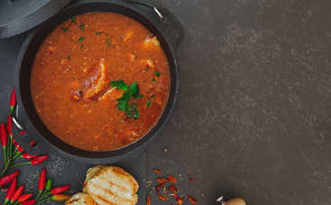 Рыба под маринадом из томатной пасты (рецепт)