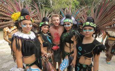 Орел и решка. Чудеса света: Пирамиды майя - смотреть онлайн новый выпуск от 22.12.2019