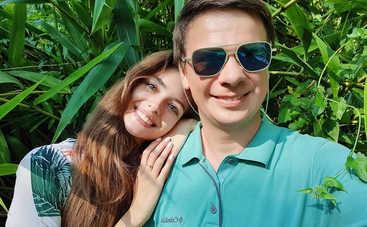 «Сашка знает меня слишком хорошо»: Дмитрий Комаров с женой обустраивают семейное гнездышко