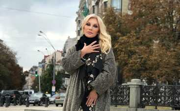 Таисия Повалий впервые стала бабушкой: в Сети появилось фото новорожденного