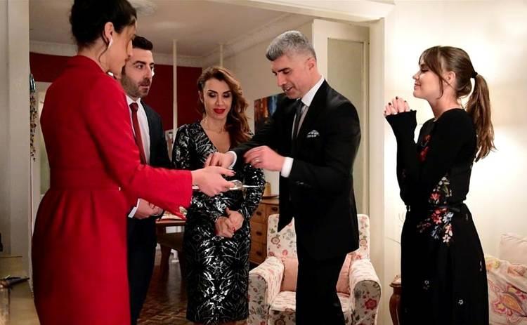 Невеста из Стамбула: смотреть 234 серию онлайн (эфир от 05.12.2019)
