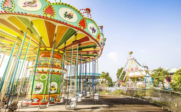ТОП-5 лучших парков развлечений