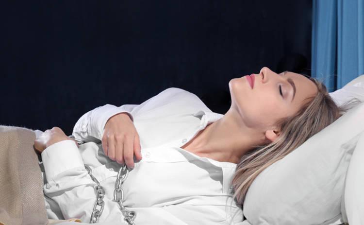 Сонный паралич: главные причины возникновения
