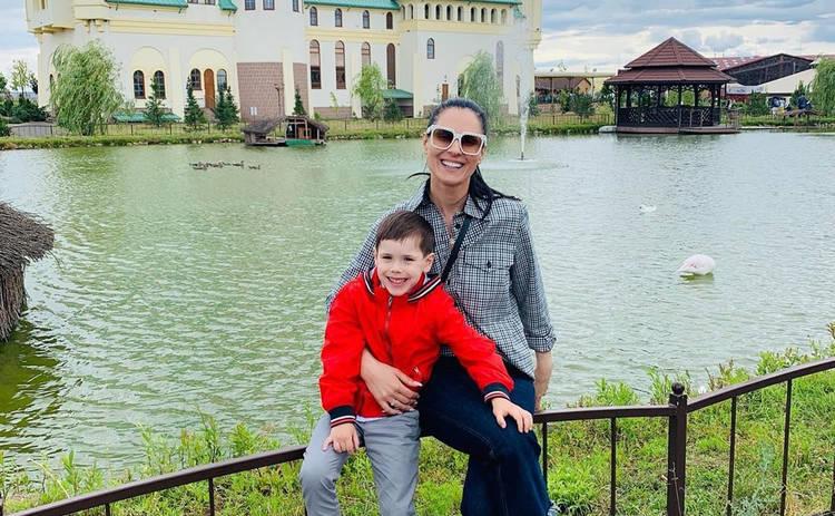 Маша Ефросинина исполнила еще одну мечту 5-летнего сына: «Потерял дар речи»