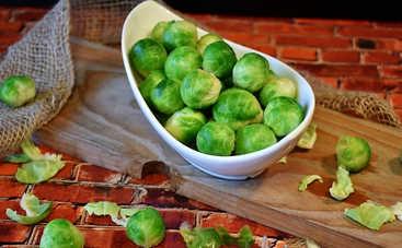 Гратен из брюссельской капусты (рецепт)