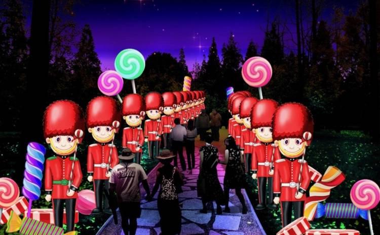 В Киеве покажут китайскую новогоднюю сказку «Легенды Поднебесной»