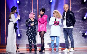 Вечер премьер с Катериной Осадчей: смотреть онлайн (эфир от 25.12.2019)