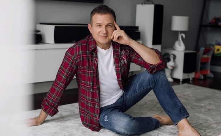Юра Горбунов: Хочу, чтобы сын мною гордился