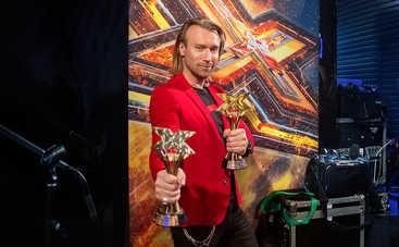 «Мы очень скучаем»: Олег Винник устроил концерт в финале «Х-фактора-10»