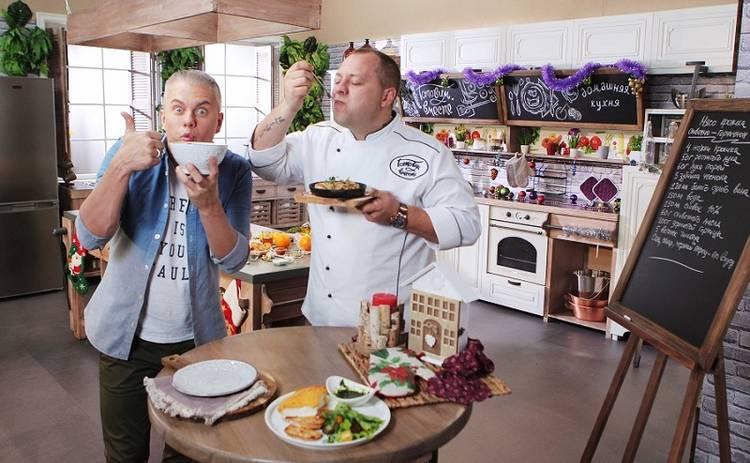 Готовим вместе. Домашняя кухня - смотреть онлайн. Эфир от 04.01.2020