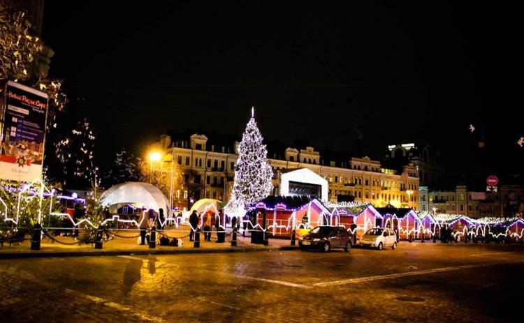 В Киеве ограничат движение на Рождество: подробности