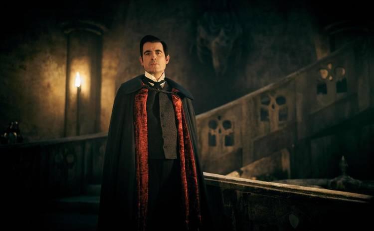 На Netflix стартовал сериал «Дракула» по мотивам романа Брэма Стокера