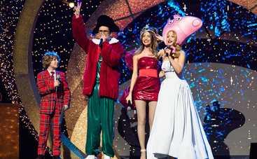 Рождественская история с Тиной Кароль: смотреть онлайн (эфир от 07.01.2020)