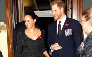 Принц Гарри и Меган Маркл удивили весь мир своим заявлением