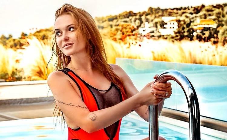 Слава Каминская отдыхает на Бали с известным актером: «Красивый мужчина»