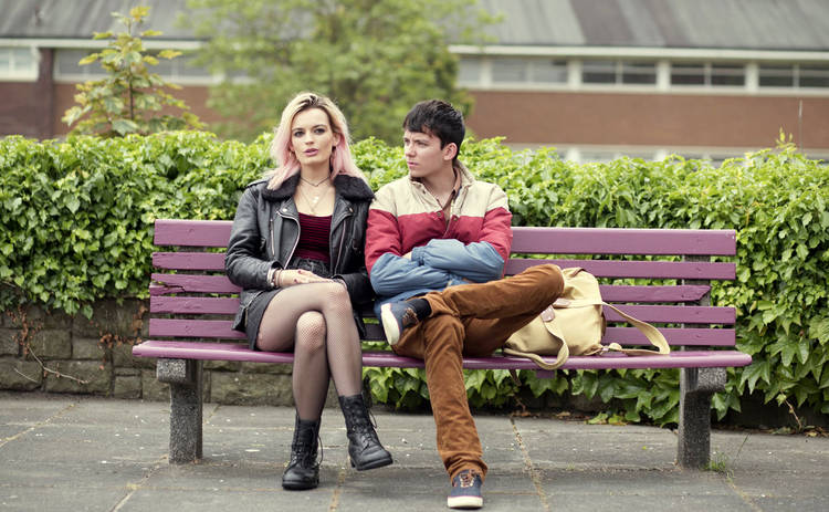 Netflix выпустил трейлер 2 сезона сериала Половое воспитание: смотреть онлайн