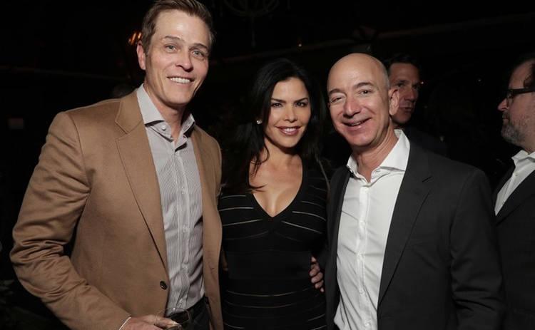 Увела из семьи: СМИ показали любовницу основателя Amazon Джеффа Безоса
